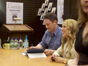Book Signing, Barnes & Noble - The Grove, CA